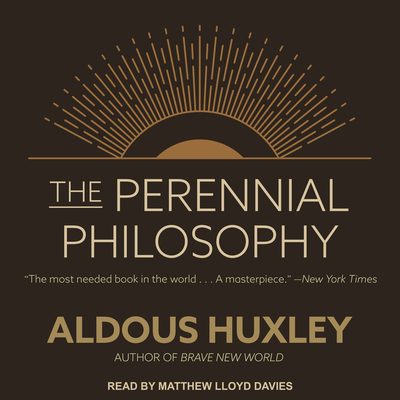 The Perennial Philosophy Cover Image
