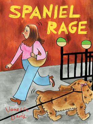 Cover for Spaniel Rage