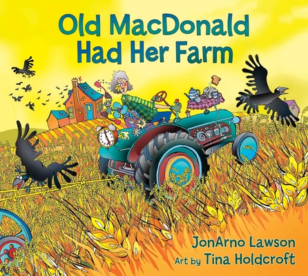 Old MacDonald Had Her Farm Cover