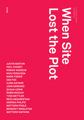 Cover for When Site Lost the Plot