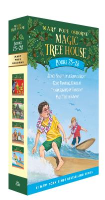 Magic Tree House Volumes 25-28 Boxed Set (Magic Tree House (R)) Cover Image