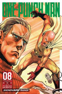 One-Punch Man, Vol. 8 Cover Image