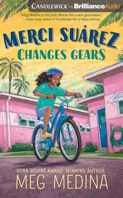 Merci Suárez Changes Gears Cover Image
