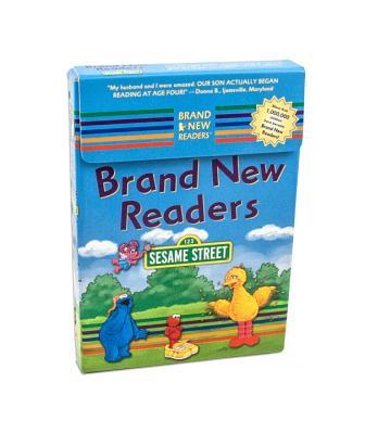 Sesame Street Brand New Readers Box Set Cover
