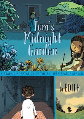 Tom's Midnight Garden Graphic Novel Cover Image