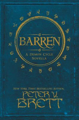 Barren Cover Image