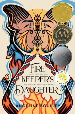 FIREKEEPER'S DAUGHTER - By Angeline Boulley