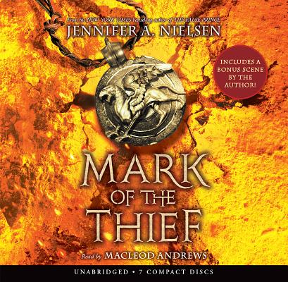 Mark of the Thief (Mark of the Thief, Book 1) Cover Image