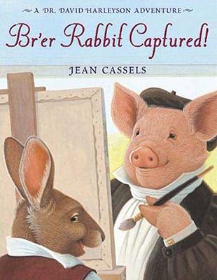 Br'er Rabbit Captured! Cover