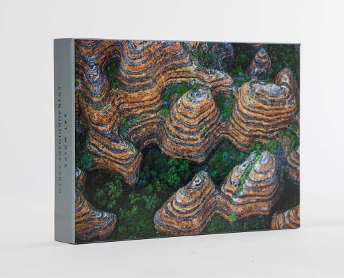 Art Wolfe: Extraordinary Earth Blank Boxed Notecards Cover Image