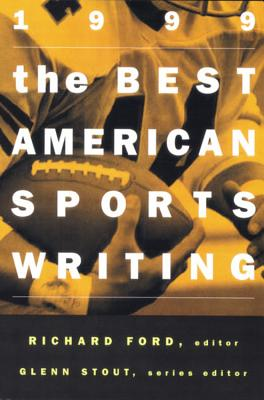 The Best American Sports Writing Cover