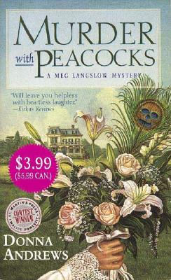 Murder With Peacocks Cover Image