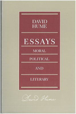 Essays: Moral, Political, and Literary Cover Image