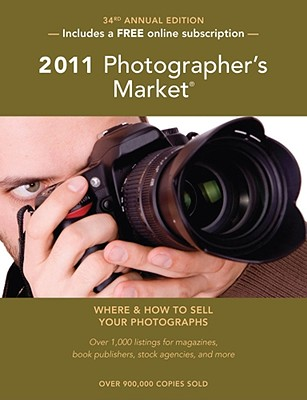 2011 Photographer's Market Cover
