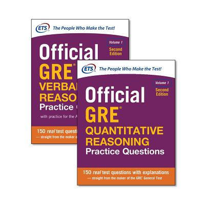 Official GRE Value Combo Cover Image