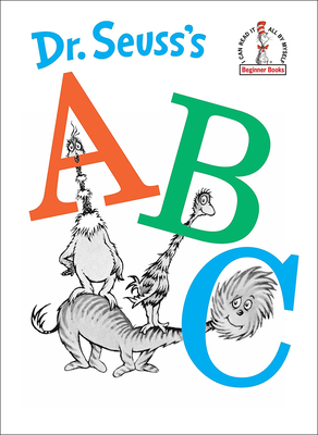 Dr. Seuss's ABC (I Can Read It All by Myself Beginner Books (Pb)) Cover Image