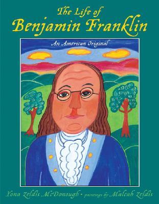 The Life of Benjamin Franklin Cover