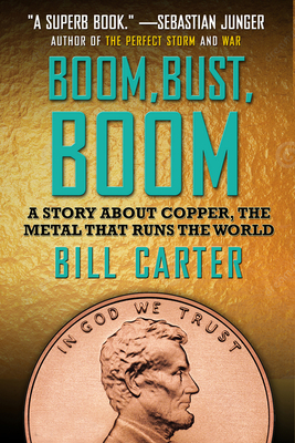 Boom, Bust, Boom Cover