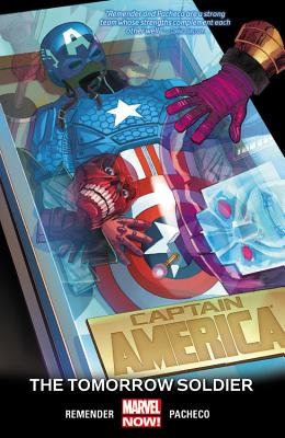 Captain America Volume 5 cover image