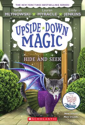 Hide and Seek (Upside-Down Magic #7) Cover Image