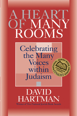 Cover for A Heart of Many Rooms (Celebrating the Many Voices Within Judaism)
