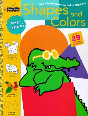 Shapes and Colors (Preschool) (Step Ahead) Cover Image