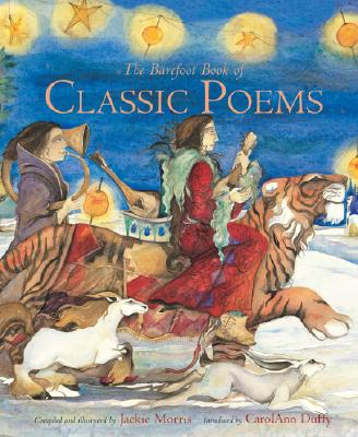 The Barefoot Book of Classic Poems: Cover