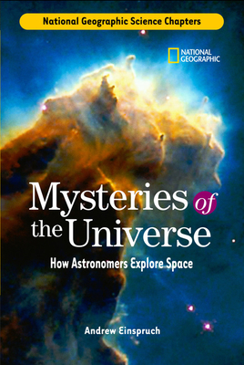 Mysteries of the Universe Cover