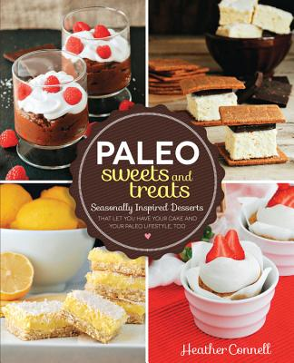 Paleo Sweets and Treats Cover