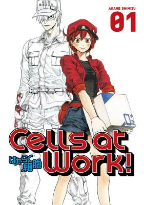 Cells at Work! 1 Cover Image