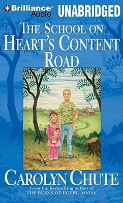 The School on Heart's Content Road Cover