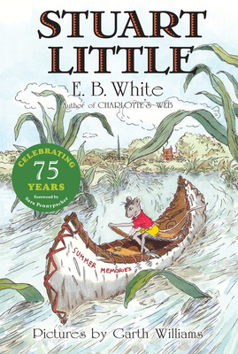 Stuart Little 75th Anniversary Edition Cover Image