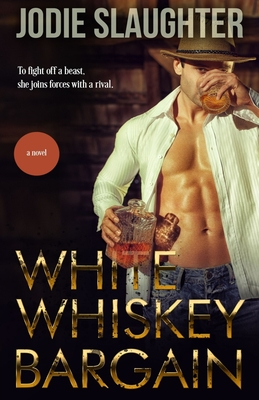 White Whiskey Bargain Cover Image