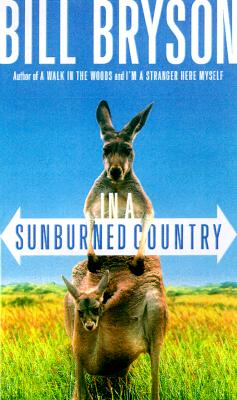 In A Sunburned Country Cover