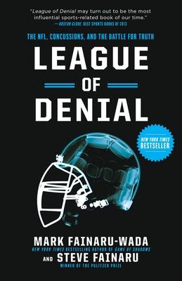 League of Denial Cover