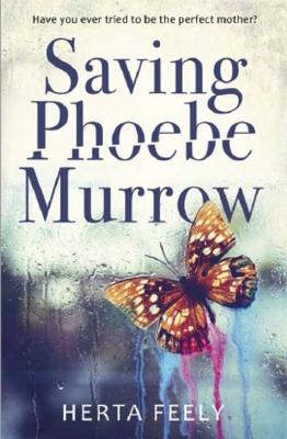 Cover for Saving Phoebe Murrow