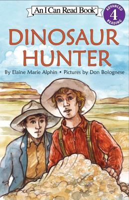 Dinosaur Hunter Cover