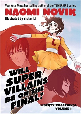 Will Supervillains Be on the Final? Cover