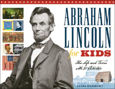 Cover for Abraham Lincoln for Kids