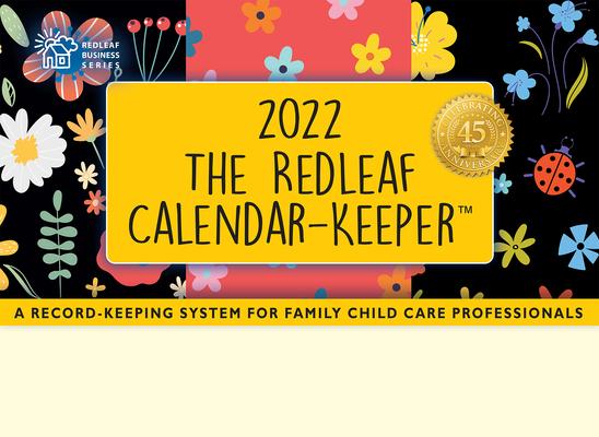 Cover for The Redleaf Calendar-Keeper 2022 (Redleaf Business)