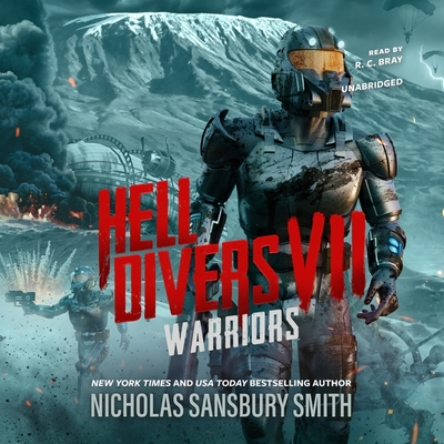 Hell Divers VII: Warriors Lib/E Cover Image