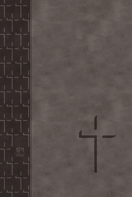The Passion Translation New Testament (2020 Edition) Large Print Gray: With Psalms, Proverbs, and Song of Songs Cover Image