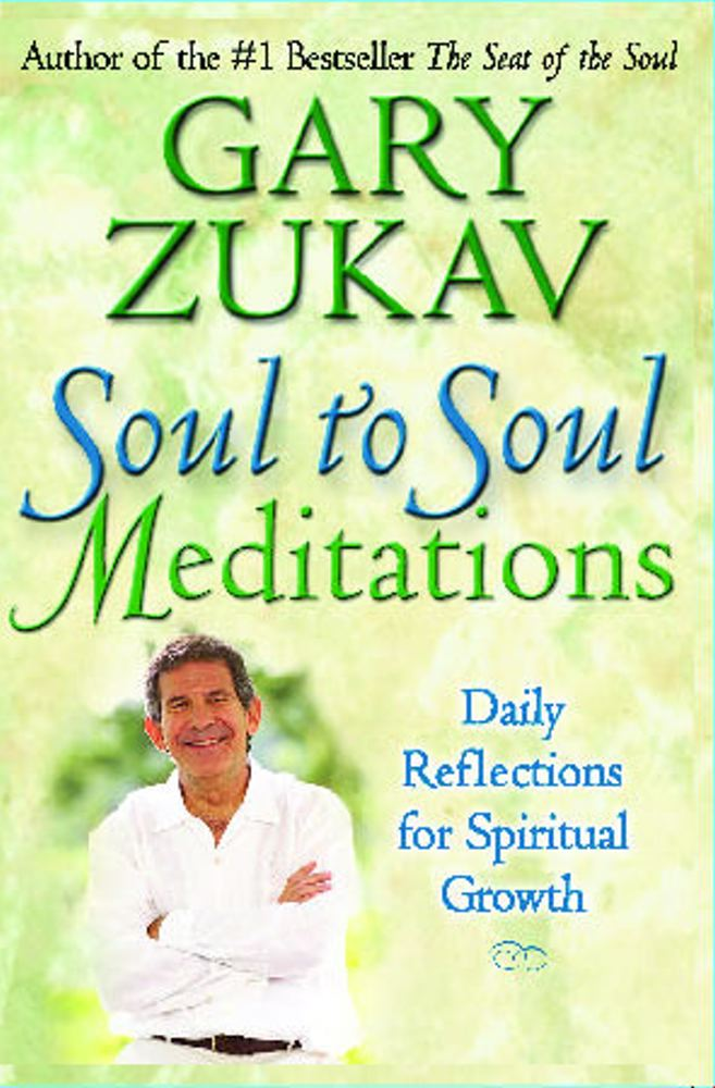 Soul to Soul Meditations Cover