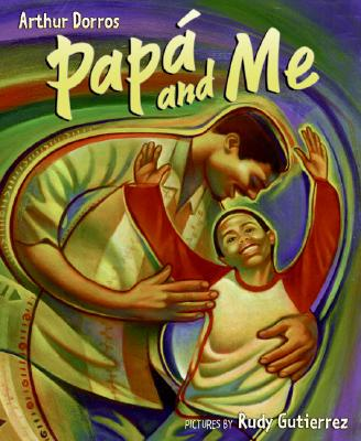 Papa and Me Cover
