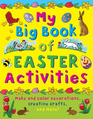 Cover for My Big Book of Easter Activities