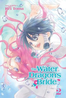 Cover for The Water Dragon's Bride, Vol. 2