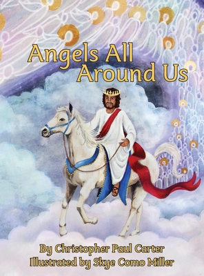 Angels All Around Us Cover Image