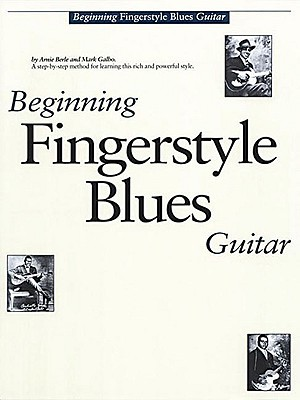 Beginning Fingerstyle Blues Guitar [With CD (Audio)] Cover Image
