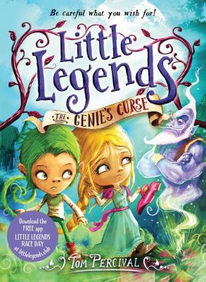 The Genie's Curse (Little Legends #3) Cover Image