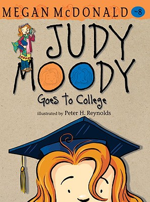 Judy Moody Goes to College Cover